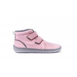 Kinder Winter  Barfußschuhe Be Lenka Penguin - Pink