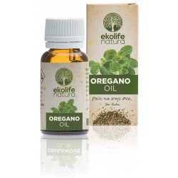 Wilder Oregano - ätherisches Ol, 10 ml