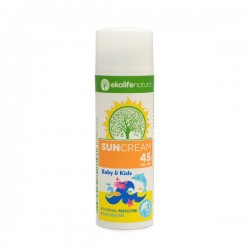KINDER Sonnencreme SPF 45, 50ml